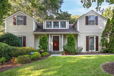 Single Family Home For Sale: 1320 Briarwood Drive NE