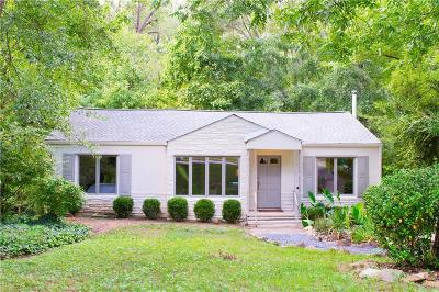 Atlanta Single Family Home For Sale: 1066 Briar Vista Terrace