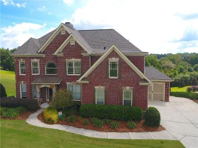 Flowery Branch Single Family Home For Sale: 4621 Grandview Parkway