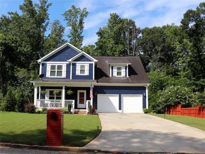 Single Family Home For Sale: 1809 Rollingwood Drive SE