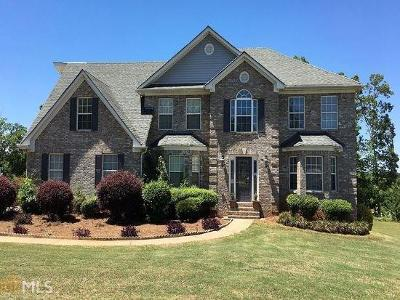 Covington Single Family Home For Sale: 160 Willow Springs Drive