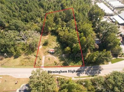 Milton Residential Lots & Land For Sale: 15715 Birmingham Highway