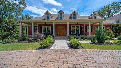 Single Family Home For Sale: 7311 Cantrell Road