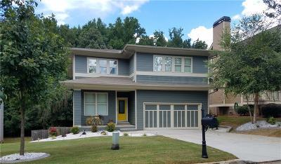 Atlanta Single Family Home For Sale: 2361 Bouldercliff Way SE