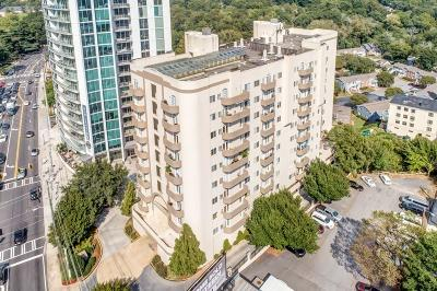 Condo/Townhouse For Sale: 2161 Peachtree Road NE #203