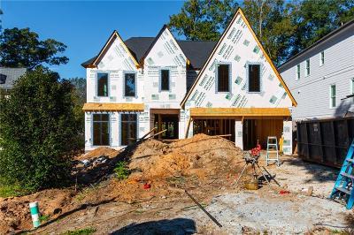 Brookhaven Single Family Home For Sale: 1469 Grant Drive NE