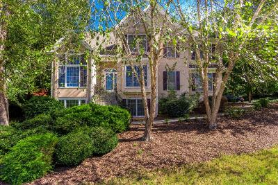 Single Family Home For Sale: 4528 Cabinwood Turn