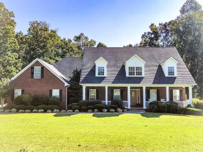 Single Family Home For Sale: 8235 Farmington Lane