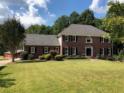 Powder Springs Single Family Home For Sale: 5714 Chanta Lane