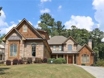 Cobb County Single Family Home For Sale: 3810 Lamb Drive