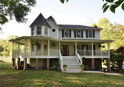 Single Family Home For Sale: 613 Holt Road