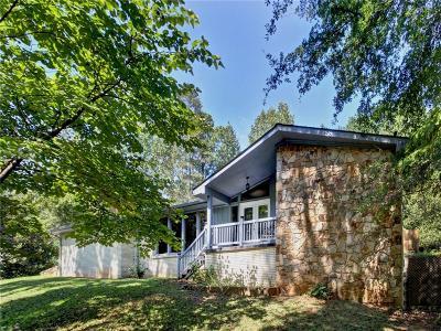 Cobb County Single Family Home For Sale: 4357 Sandy Plains
