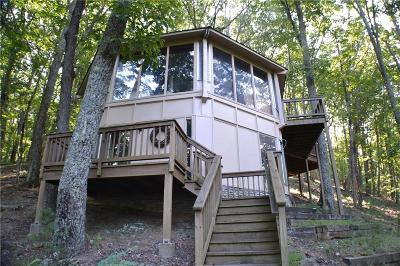 Jasper Single Family Home For Sale: 228 Little Hendricks Mountain Road