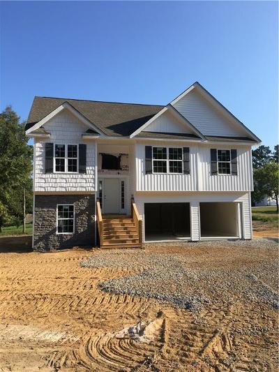 Calhoun GA Single Family Home For Sale: $183,900