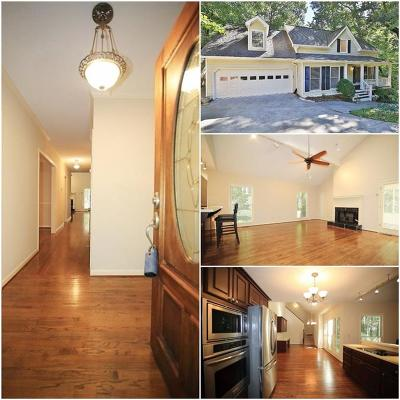 Roswell Single Family Home For Sale: 11625 Laurel Lake Drive