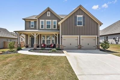 Canton Single Family Home For Sale: 4008 Creekshire Trail