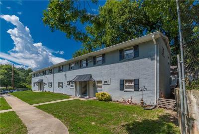 Atlanta Multi Family Home For Sale: 2336 Bolton Road NW