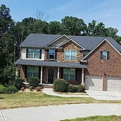 Grayson Single Family Home For Sale: 119 Oatgrass Drive