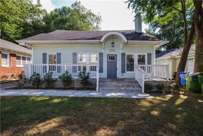 Atlanta Single Family Home For Sale: 1466 SW Stokes Avenue SW