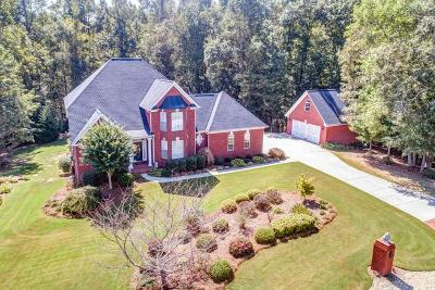 Powder Springs Single Family Home For Sale: 211 Knox Road