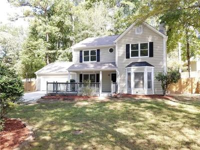 Peachtree City Single Family Home For Sale: 106 Ketch Court