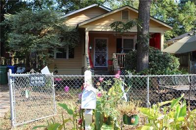 Atlanta Single Family Home For Sale: 857 Hartford Place SW