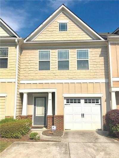Decatur Condo/Townhouse For Sale: 2656 Avanti Way