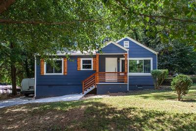 Decatur Single Family Home For Sale: 3443 Bennington Drive