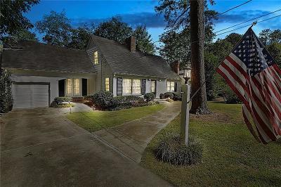 Atlanta Single Family Home For Sale: 1070 Beech Haven Road NE