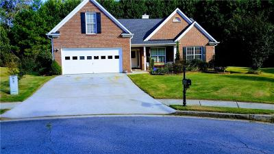 Lilburn Single Family Home For Sale: 405 Haverford Run Court