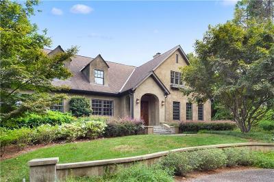 Atlanta Single Family Home For Sale: 3626 Tuxedo Road NW