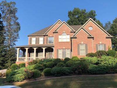 Suwanee Single Family Home For Sale: 3722 Mossbrook Terrace