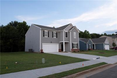 Cartersville Single Family Home For Sale: 22 Seattle Slew Way