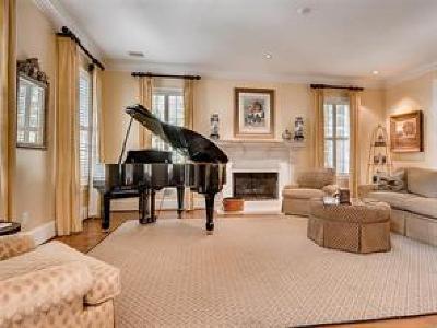 Atlanta Single Family Home For Sale: 4344 Town Commons Circle NE