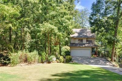 Cumming Single Family Home For Sale: 4755 Pilgrim Mill Road