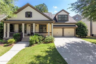 Canton Single Family Home For Sale: 625 Parkview Drive