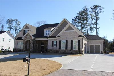 Marietta Single Family Home For Sale: 3616 Maddox Lane