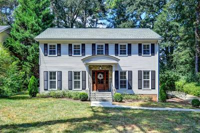 Brookhaven Single Family Home For Sale: 4110 Ashentree Drive