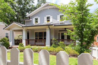 Decatur Single Family Home For Sale: 629 2nd Avenue