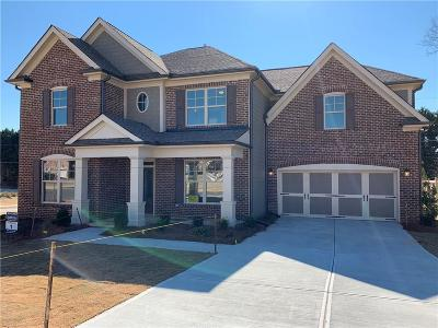 Snellville Single Family Home For Sale: 1556 Mallory Rae Drive