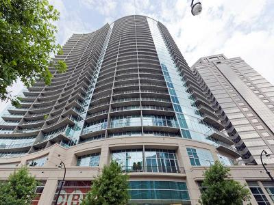 Condo/Townhouse For Sale: 1080 Peachtree Street NE #1604