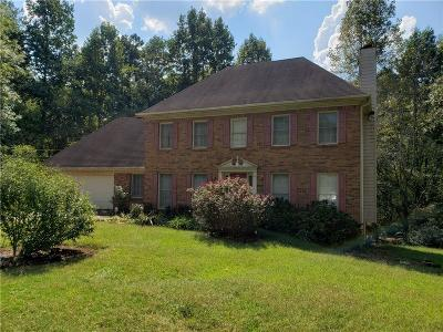 Lawrenceville GA Single Family Home For Sale: $179,900