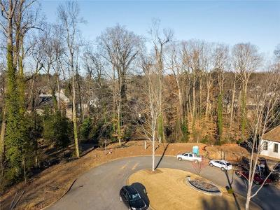 Brookhaven Residential Lots & Land For Sale: 1152 Brookhaven Walk Way NE