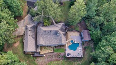 Canton Single Family Home For Sale: 201 Windflower Court