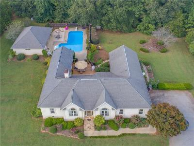 Griffin Single Family Home For Sale: 31 Hutchinson Farms