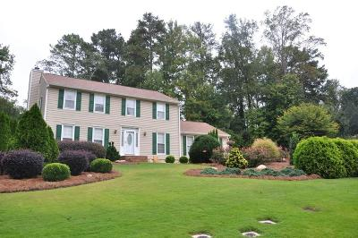 Marietta Single Family Home For Sale: 2183 Carlyle Drive