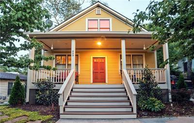 Atlanta GA Single Family Home For Sale: $789,000