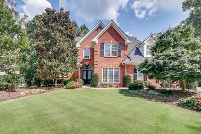 Peachtree Corners Single Family Home For Sale: 5314 Abigail Lane