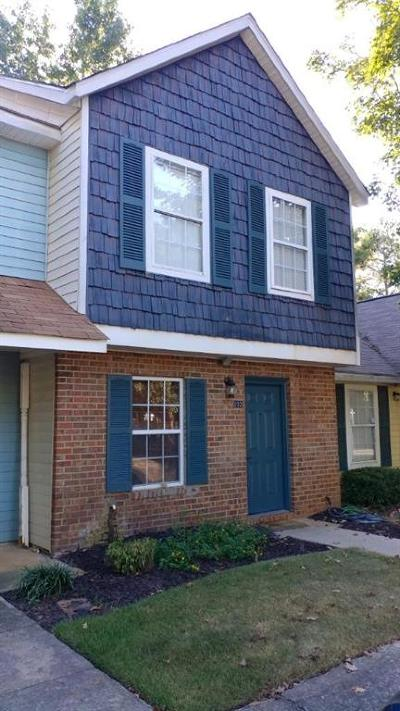 Henry County Condo/Townhouse For Sale: 202 Sheraton Court