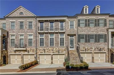 Marietta Condo/Townhouse For Sale: 5074 Merton Lane NE